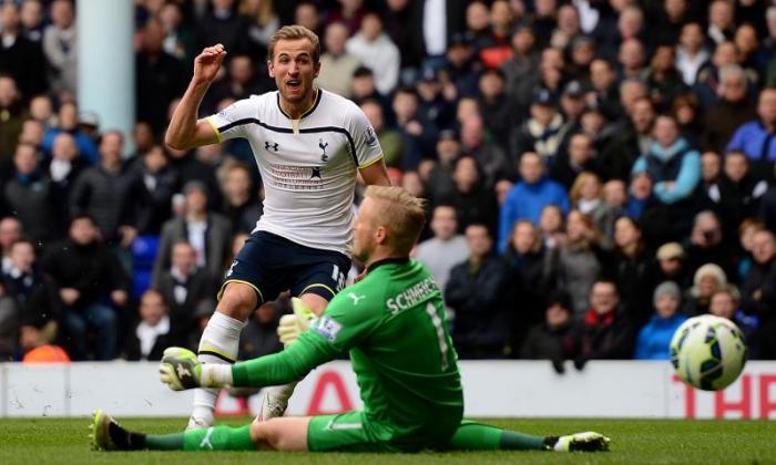 Tottenham Hotspur 2015/16英超联赛夹具:五个重要的比赛
