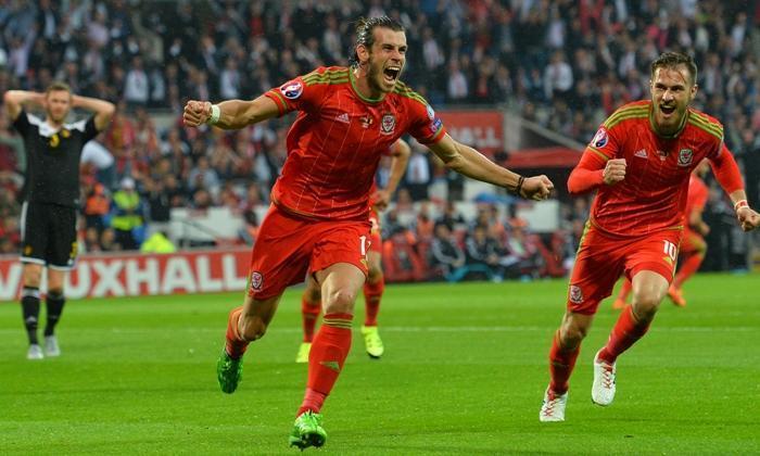 威尔士1-0比利时:辉煌的贝莉爆炸龙步行更接近2016欧元