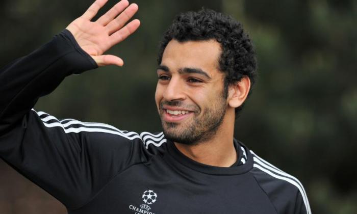 Tottenham Loting for Chelsea拒绝Mohamed Salah