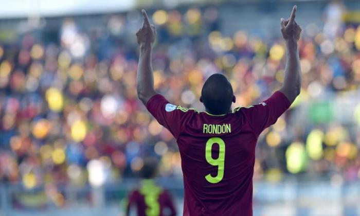 利物浦转移谣言:Salomon Rondon  - 你需要知道的一切