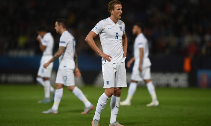 英格兰21岁以下没有让自己失望,坚持ruefulttenham star harry kane