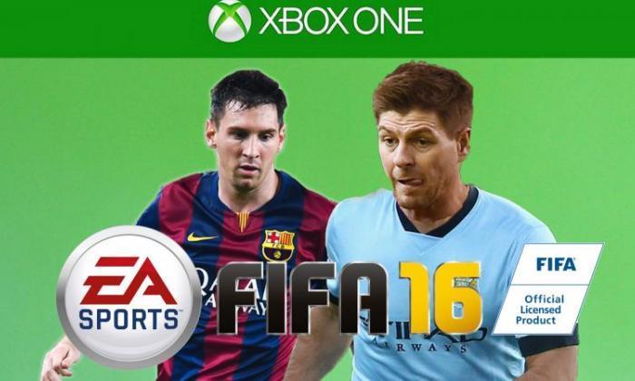 视频:10有趣的限量版FIFA 16游戏封面