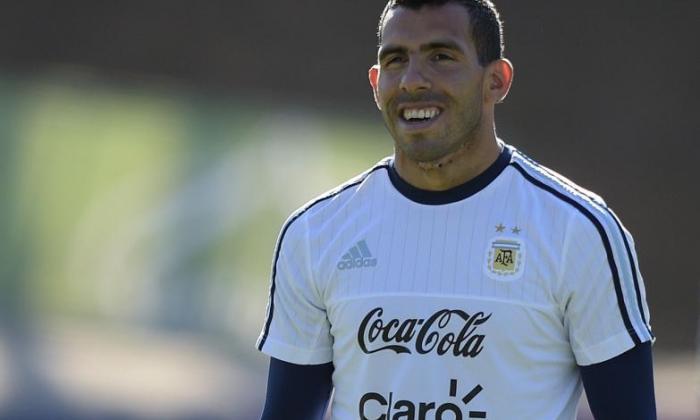 Carlos Tevez最新:利物浦目标的家庭'想要阿根廷返回'