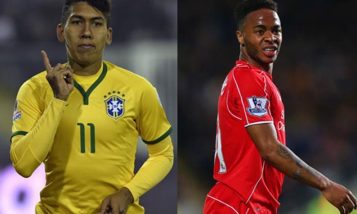 利物浦转移新闻:Roberto Firmino V Rahem Sterling  - 谁是更好的球员?