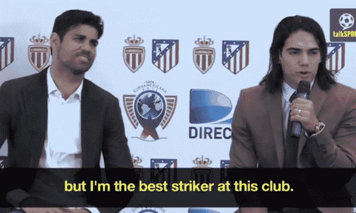 切尔西转移新闻:法洛伐克迹象,告诉迭戈哥斯达黎加'我是这个俱乐部最好的前锋*