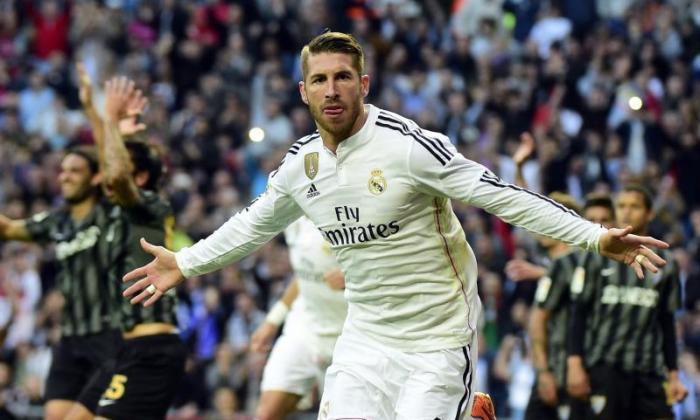 """""""如果他签名,我会跑裸露!""""曼联球迷对Sergio Ramos Transift Rumor作出反应"""