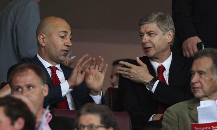 """""""我永远不会在其结束日期!""""  - 阿森纳首席执行官Ivan Gazidis支持阿尔森温格留在俱乐部"""