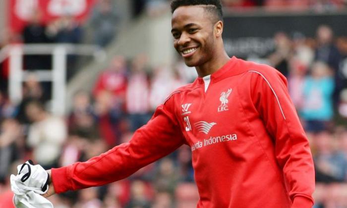 曼彻斯特城市约束的Raheem Sterling不是一个问题的球员,坚持前英格兰21岁以下的老板