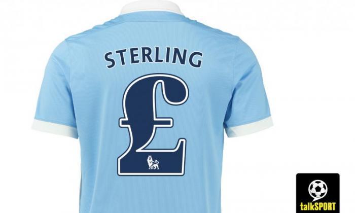 揭晓!Raheem Sterling的新曼彻斯特城衬衫*