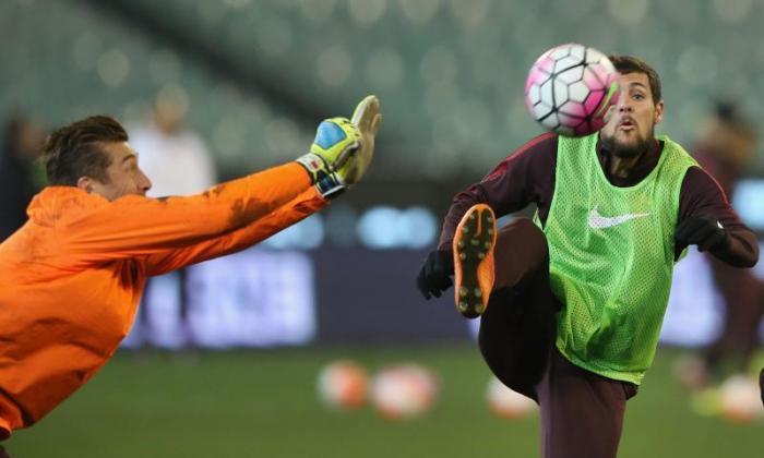 西汉火腿目标Mattia Destro设置为拒绝锤子并加入Fiorentina