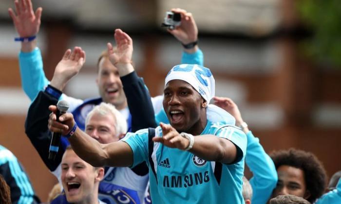 报告 - 切尔西传奇Didier Drogba设置加入国际米兰