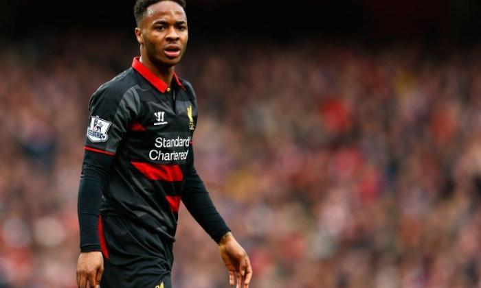 Raheem Sterling正在通过缺失培训做利物浦有利,坚持前红卫生