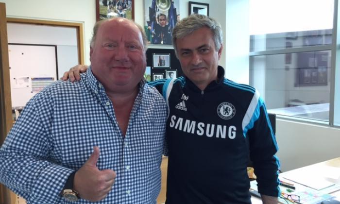 """独家 - 切尔西老板:我听谈话运动,但是当我听到""""Jose Mourinho""""的名字时,我会关闭!"""