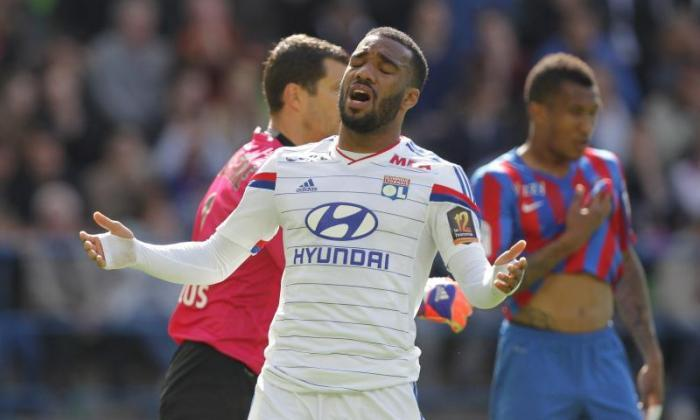 Ligue 1作为今年夏天可以离开里昂的球员,在阿森纳和利物浦利息下