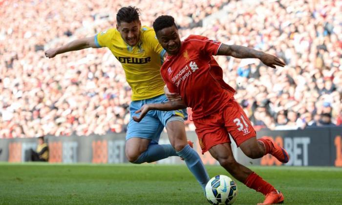 Man City和Man United希望利物浦明星Raheem Sterling,Talksport告诉