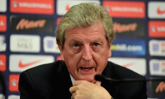 英格兰经理Roy Hodgson对未扮演的三重奏有信心