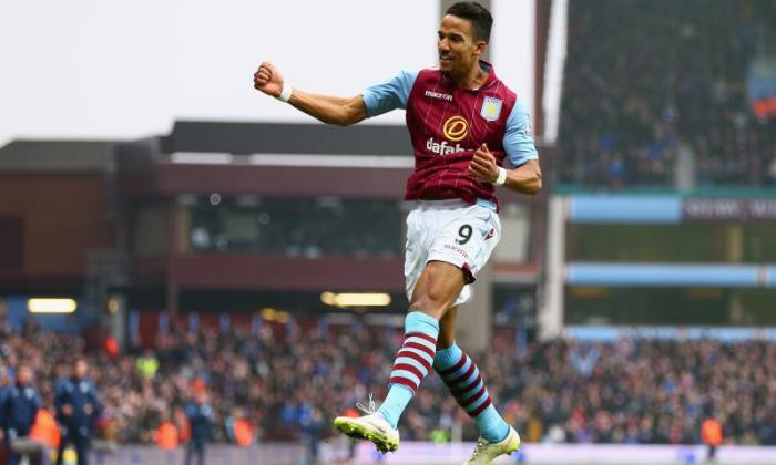 Man City Misfit Sinclair使永久Aston Villa Move