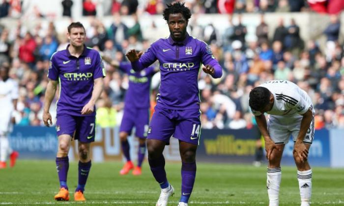 "Manuel Pellegrini将在下赛季为Man City的""我们需要的球员""回归Wilfried Bony"