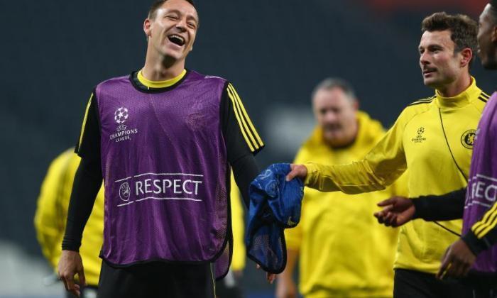 John Terry表示,Chelsea在Sunderland Record的景点