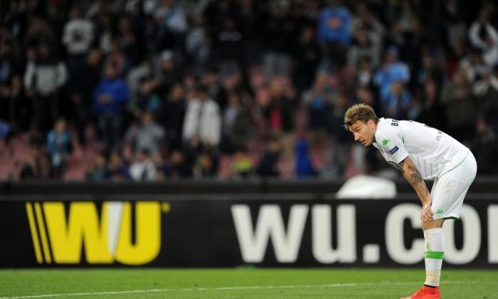缺少俱乐部活动后,Nicklas Bendtner的Wolfsburg未来的怀疑