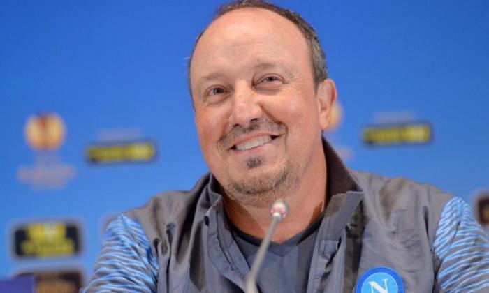 西汉姆经理最新:Rafa Benitez为Napoli未来谈论