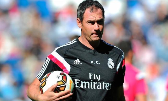 报告 - 德比盯着真正的马德里助理作为麦克拉伦替代品