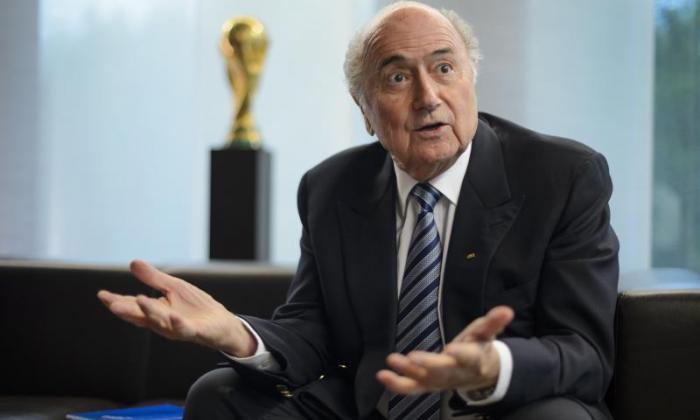 独家 -  SEPP Bloder不归咎于FIFA腐败丑闻,坚持前总统候选人