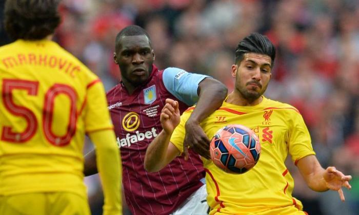 Aston Villa Striker Christian Benteke拒绝挤压转移炒作
