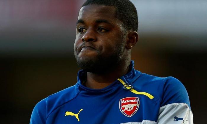 Arsenal Forward Joel Campbell为另一个贷款法术设置