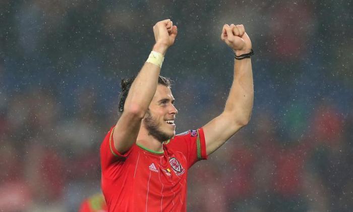 """独家的:""""我们很幸运能拥有他!"""" -  Gareth Bale由威尔士队队友赞扬"""