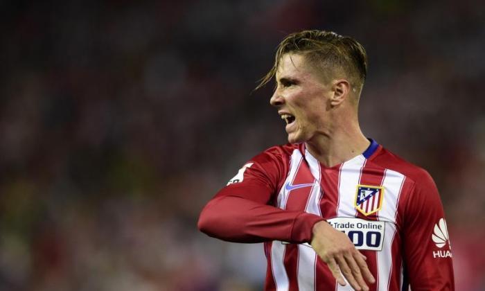 Fernando Torres希望留在本赛季超越的atletico马德里