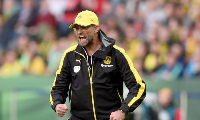 "Ex-Borussia Dortmund Coach,独家 -  jurgen klopp可以从利物浦玩家提供""额外的15-20%"""