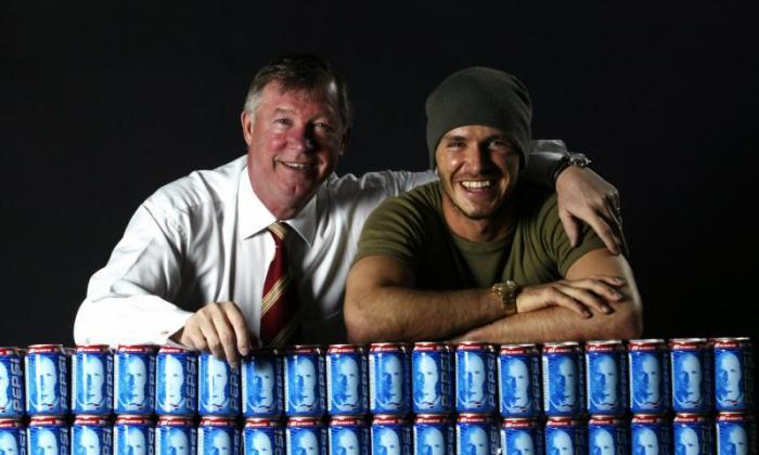 "David Beckham同意亚历克斯弗格森的评估,他不是""世界级"""