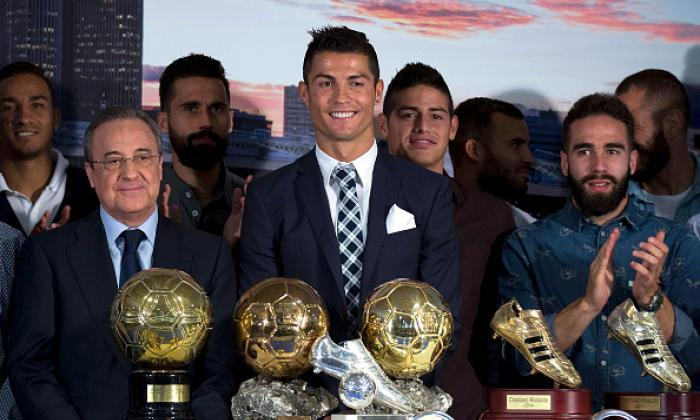 Cristiano Ronaldo Real Madrid Record:俱乐部说,前锋比劳尔更多地拥有更多目标