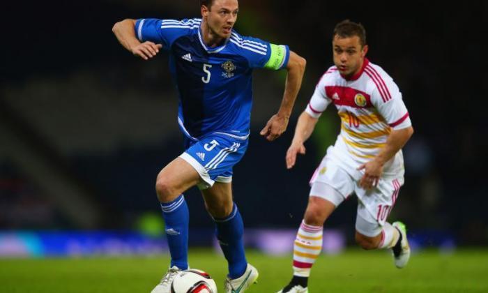West Brom Defender Jonny Evans统治了北爱尔兰欧洲2016年的欧洲欧洲欧洲欧洲欧洲欧洲欧洲欧洲欧洲欧洲欧元