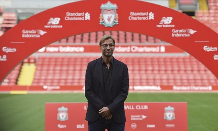 Jurgen Klopp的第一个新闻发布会作为利物浦老板:作为新人的最佳报价让令人印象深刻的开始