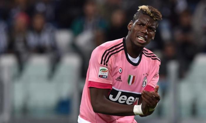 Chelsea和Man City失败了为Paul Pogba的夏季投标,揭示了Juventus首席