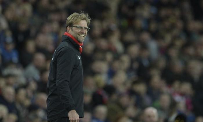 "Liverpool Boss Jurgen Klopp坚持认为他对""软德国""Jibe造成的Sam Allardyce没有问题"