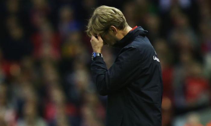 利物浦1-1南安普敦:KLOPP等待第一个红色赢取SAINTS评分后期均衡器