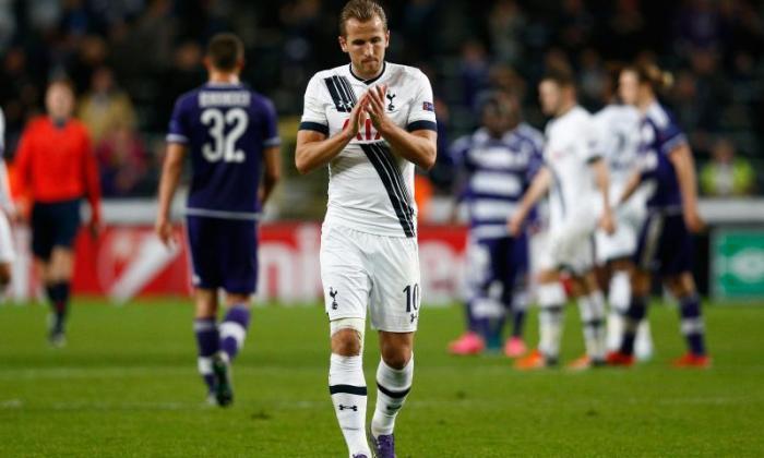 Mauricio Pochettino在欧洲联赛击败Anderlecht之后抨击托特纳姆球员的重点