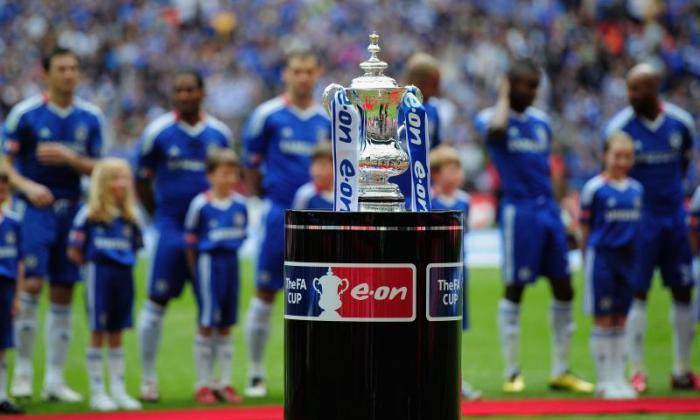 FA CUP第一次圆形抽奖:Ryan Giggs和Gary Neville的Salford City Host Notts County