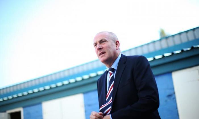 "Rangers Boss Mark Warburton确认他将""绝对""不是下一个富勒姆经理"