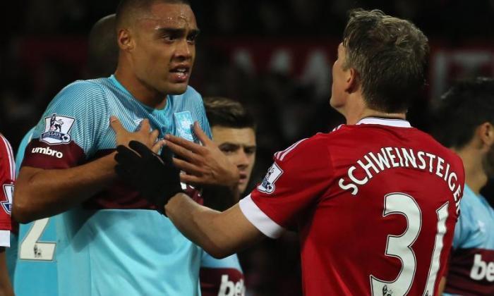 男子联合新闻:Bastian Schweinsteiger在被控暴力行为后面临三场禁令