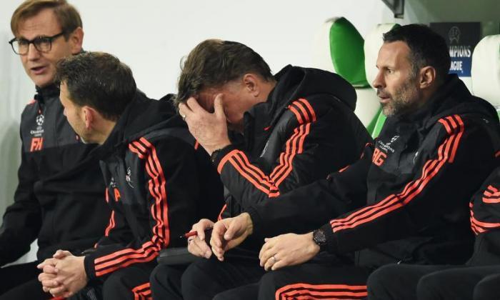 曼彻斯特联队新闻:被证明生活的五星级胜过Louis Van Gaal和老特拉福德更好