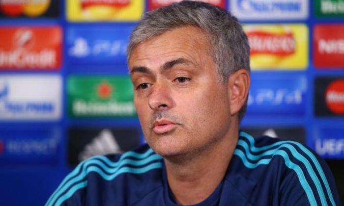 """""""我仍然有罗马·阿布拉莫维奇的支持"""",坚持压力下的Chelsea Manager Jose Mourinho"""