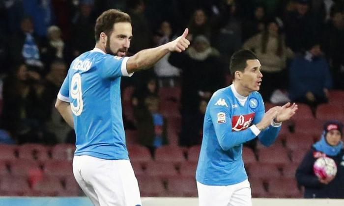 切尔西转移报告:进入的BOSS Antonio Conte想要签署Napoli Striker Gonzalo Higuain