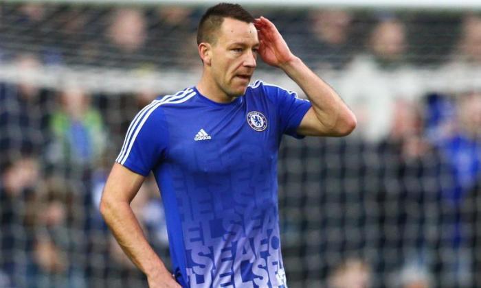 Chelsea Captain John Terry将在四周裁员后返回埃弗顿的Fa Cup冲突