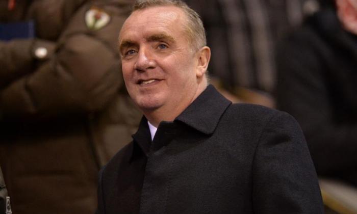 伊恩ayre在2017年作为利物浦首席执行官辞职