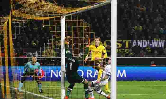 Borussia Dortmund 3-0 Tottenham Hotspur:在德国谦卑的帕尔奇对毛里西奥·普内特诺的第100次匹配