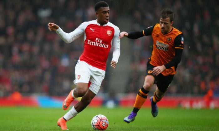 Arsene Wenger将年轻人Alex Iwobi添加到阿森纳队的Fa Cul Clash与船体